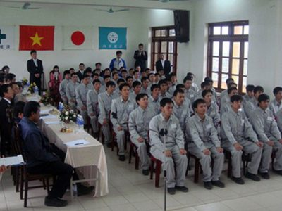 Nhật Bản là thị trường dẫn đầu về thu hút lao động Việt Nam