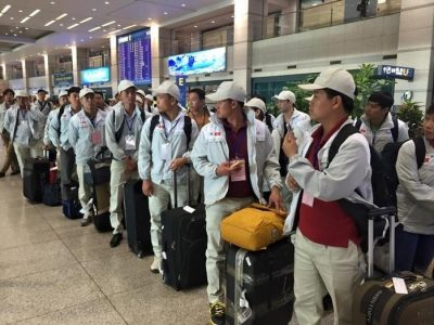 10 huyện, thị, thành phố bị cấm xuất khẩu lao động sang Hàn Quốc
